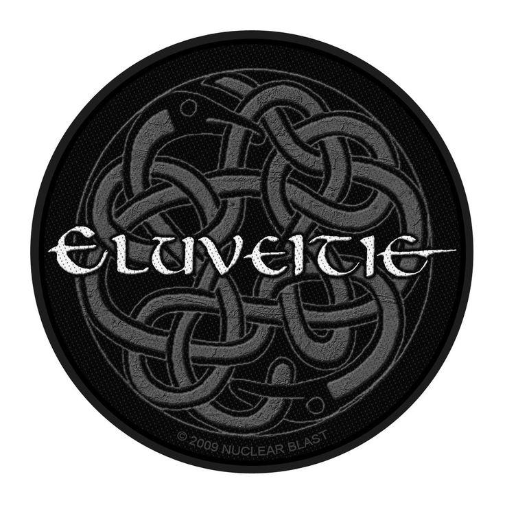 Patch Eluveitie »Logo« | Dispo chez EMP | Plus de Patchs Merchandising de groupes sur notre site en ligne ✓ Prix imbattables !