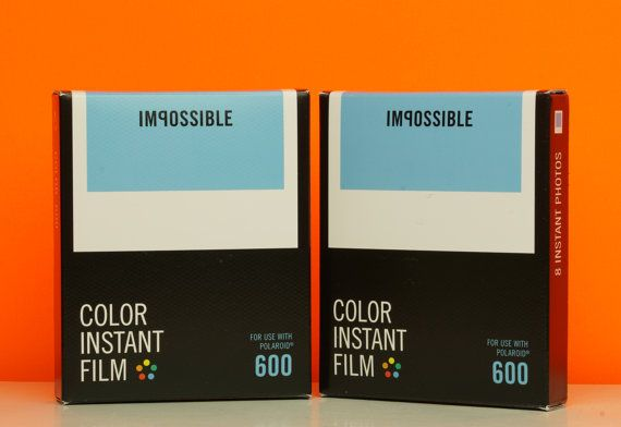 Hey, I found this really awesome Etsy listing at https://www.etsy.com/uk/listing/254938213/polaroid-film-600-twin-pack-impossible