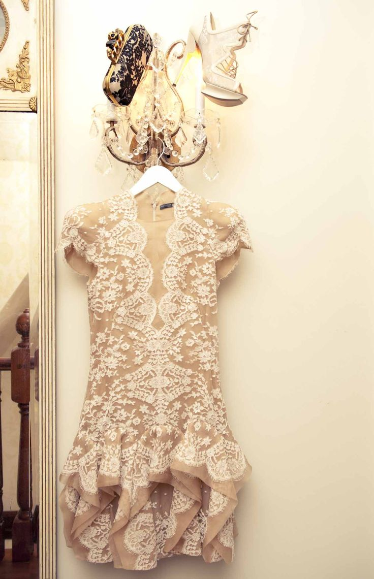 White & light. Cool idea for kebaya