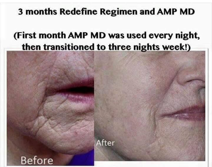 Wow! Talk about turning back the clock on aging!