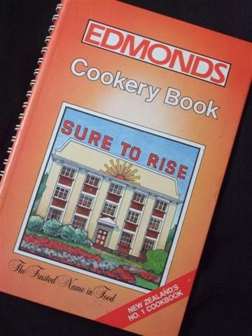 Edmonds Cookery Book - New Zealand's number 1 cookbook .... The secret to all kiwi classics!