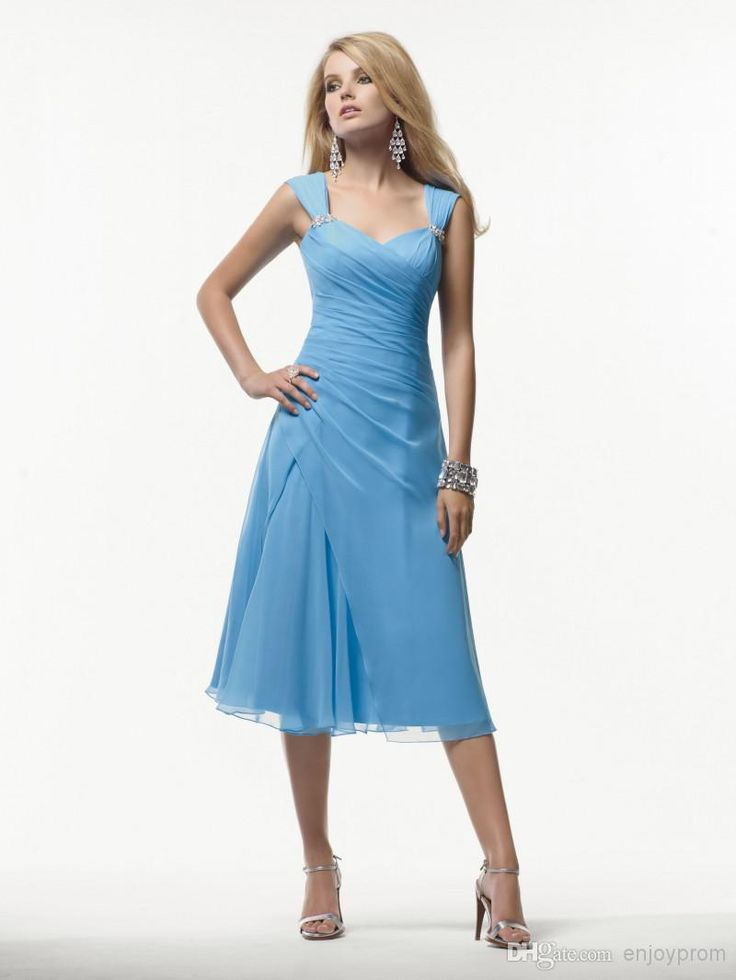 14 best images about sky blue bridesmaid dresses on for Sky blue wedding guest dresses