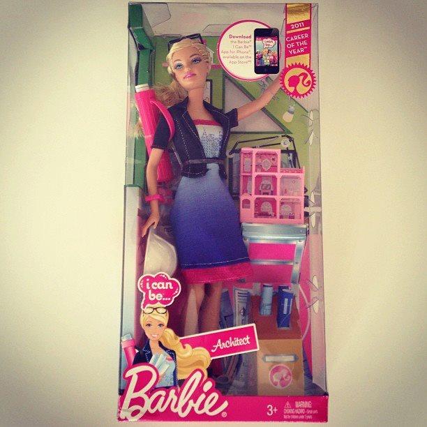 ArquiMéxico: NOTICIAS ARQUITECTURA.- Barbie Arquitecta, (Barbie Architect)...