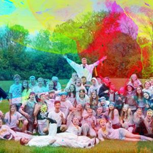 student ministry color wars youth group