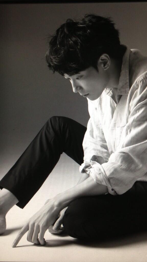 Yoonhan , Man In Piano