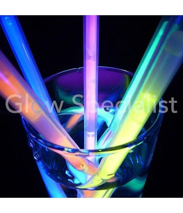 - Glow Specialist GLOW RIETJES - 25 STUKS. Onmisbaar op elk glow feest / Neon party