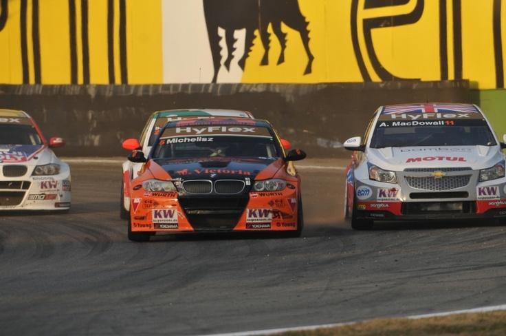 WTCC Race 2, Monza.