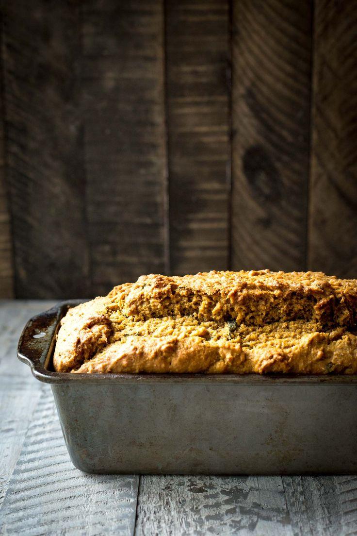 Maple Pumpkin & Brown Butter Sage Bread - Dishing Up the Dirt