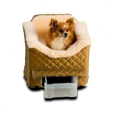Lookout II Dog Car Seat