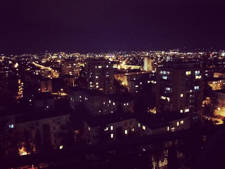 Beautiful view of Cluj Napoca
