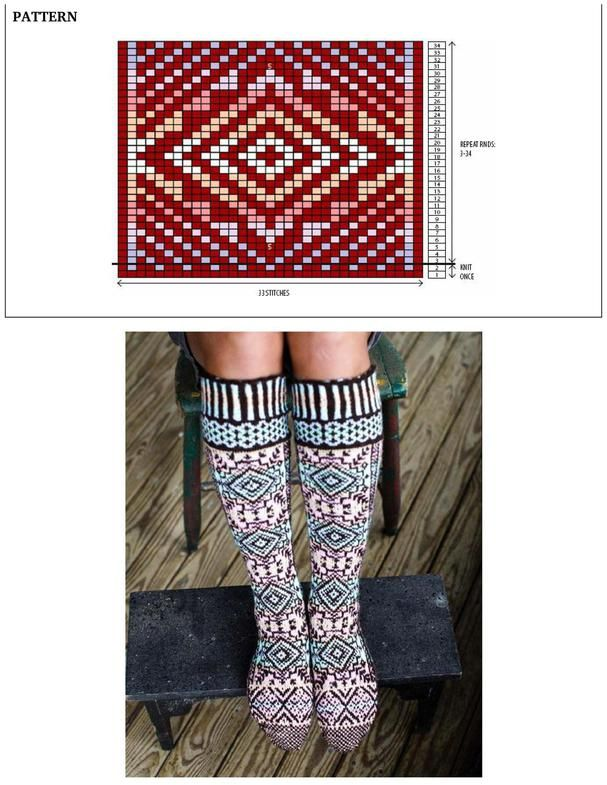 Selbustrikk+S.Anderson-Freed Colorwork Creations: 30 Patterns to Knit Gorgeous Hats, Mittens and Gloves+Swedish Handknits knit_25_324
