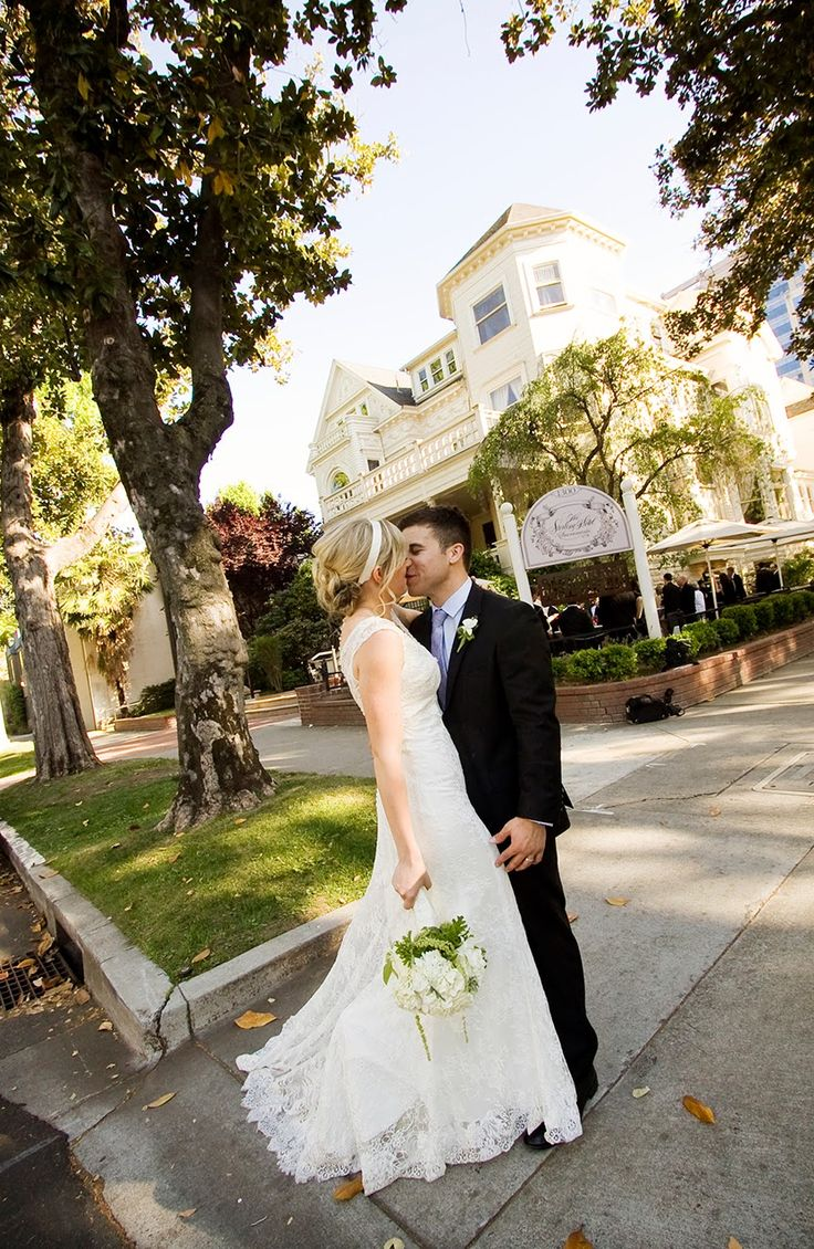 Sterling Hotel in Sacramento California Bride