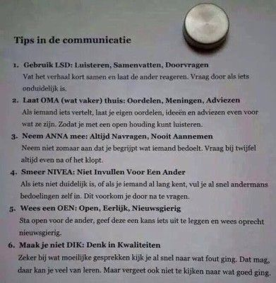 6communicatietips
