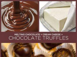 τρουφάκια σοκολάτας(1 μονάδα)