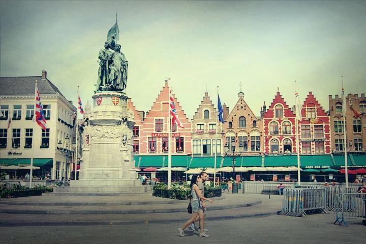 2010 In Brugge, BELGIUM  #europe #brugge #belgium #유럽여행 #벨기에