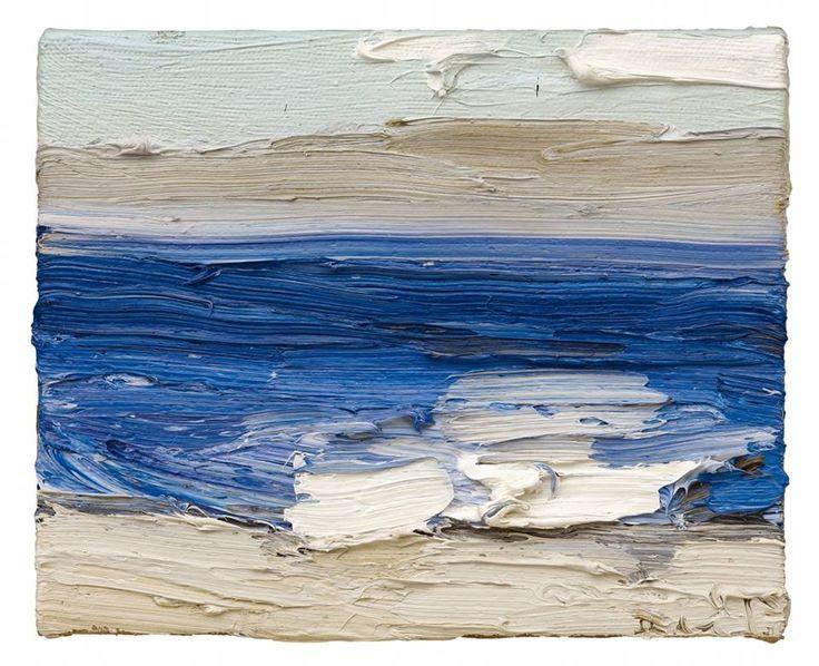 ARTISTIC QUIBBLE |  Klaus Fußmann (b. 1938) Untitled (Ostsee bei...