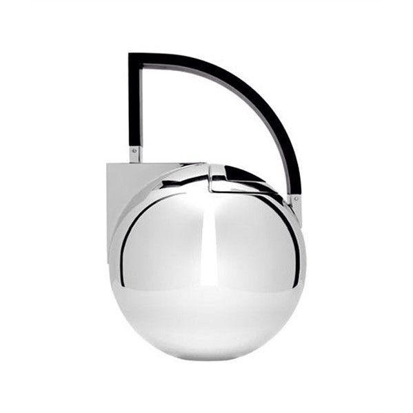 Oliver Hemming - Nio Teapot #tea #teapot #drink #kettle #design #midcenturymodern #midcenturyfurniture #bauhaus  #nioteapot #chrome #shiny #metal #cool #modern #minimal #minimalism