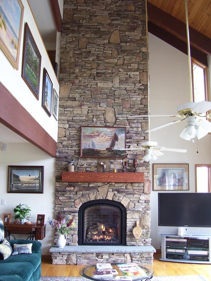 Leonard\u0027s Stone and Fireplace (fireplacetx) on Pinterest