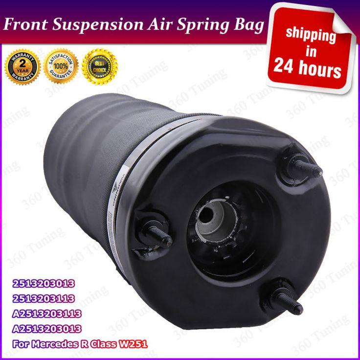 Front Air Suspension bag for Mercedes Benz W251 R280 R320 R350 R500 R63 2513200425 L/ R 06-10 2513203113 Luftfeder A2513203113 #Affiliate