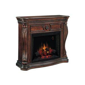 Fireplace Mantel - Empire Cherry Finish