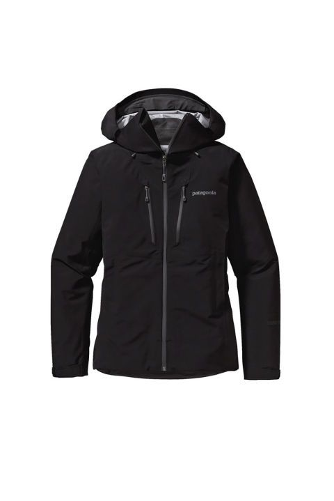 For an all-purpose rain jacket that'll get you through tomorrow's torrential downpour and next winter's blizzard, look to Patagonia's three-layer, weather-sealed rain jacket with a laminated hood that helps you see in poor visibility conditions.   Triolet Jacket, $399; patagonia.com.