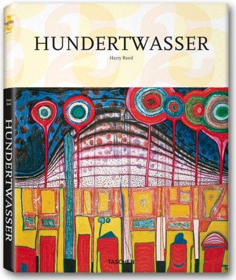 Mine d'Art: HOMMAGE À UN ARTISTE : HUNDERTWASSER