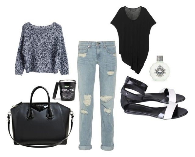 """""""City"""" by sophie-lawrence ❤ liked on Polyvore featuring TIBI, rag & bone/JEAN, rag & bone, Givenchy, True Religion and MTWTFSS Weekday"""