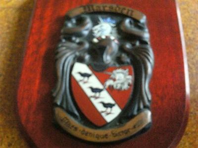 Cast iron plaque  Мемориальная доска чугуна