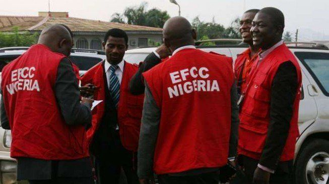 """Drama as Innoson boss rejects release from EFCC   The Economic and Financial Crimes Commission has released the statement below announcing the release of Innocent Chukwuma the chief executive officer of Innoson Motors.  The businessman was released on bail the EFCC said.  However he refused to go demanding that the EFCC must tell him what was his offence prompting the commission to write the following incoherent baised statement.  It read thus  """"The Economic and Financial Crimes Commission has released Nnewi Anambra-State born Industrialist Chief Innocent Chukwuma on bail.  The business man who runs a local auto assembly plant was arrested on Tuesday December 19 2017 at his Enugu residence following his refusal to respond to invitations by the Commission after initially being granted administrative bail by the Commission while his surety could also not be found.  Unfortunately the industrialist resisted arrest and stirred controversy by bringing six truck-loads of thugs to block the entrance to his Plot W1 Industrial Layout Abakaliki Road Emeni Enugu home.  This was after he initially misled the Police Command by informing them that his home had been invaded by armed robbers and kidnappers despite the fact that operatives of the Commission duly identified themselves to policemen guarding his home.  His unruly thugs encircled and manhandled operatives of the Commission who had gone to effect the arrest.  Consequently a distress call was sent to the Commissions Enugu Office for reinforcement.  In all of this the Commissions operatives acted with decorum and civility. No one was manhandled or assaulted by the EFCC team and not a single shot was fired despite the provocation.  Chief Chukwuma and his brother Charles Chukwuma (who is still at large) are being investigated by the Insurance and Capital Market Fraud Section of the Commissions office in Lagos over matters bordering on N1 478 366 859.66 fraud and forgery.  The industrialist among other infractions allegedly us"""