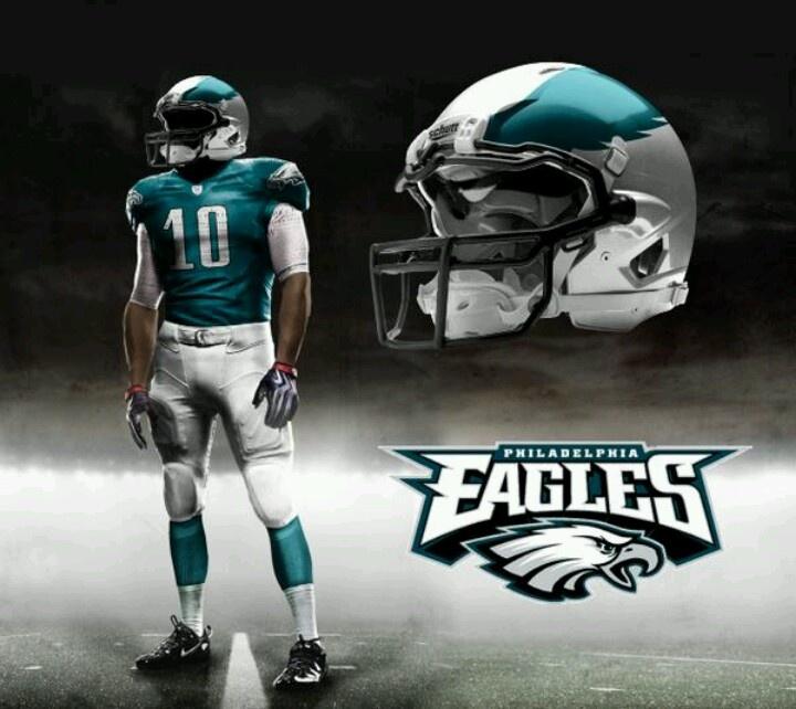 New uniform!   Philadelphia Eagles   Pinterest