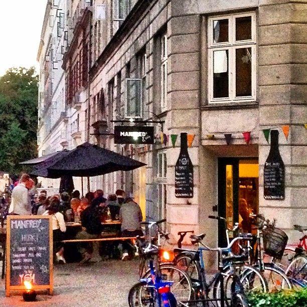 Manfreds & Vin i København, Region Hovedstaden