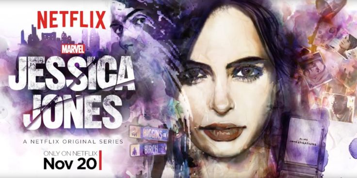 Marvel gets an edgier tone [Jessica Jones Netflix review]