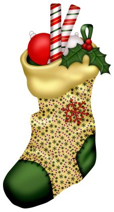 38 Best Clip ArtChristmas Stockings Images On Pinterest