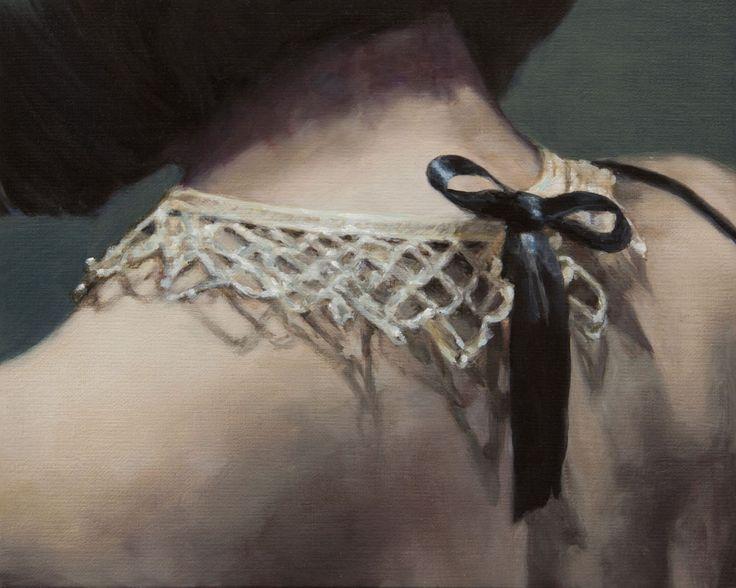 Damien Cadio - 2012 oil on canvas - 24 x 30 cm www.evahober.com
