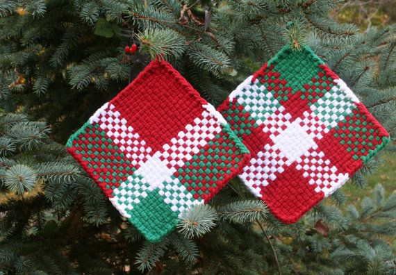 1000 Images About Craft Potholder Pattern S On