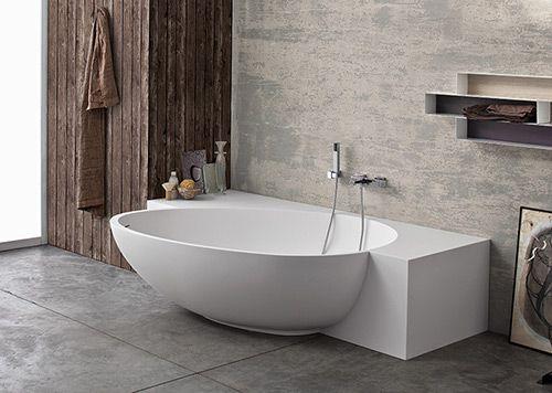 165 besten Living Bad Bilder auf Pinterest Badezimmer - designer badewannen moderne bad
