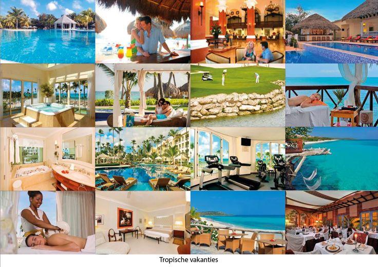 Volwassenen vakanties - Tropische vakanties