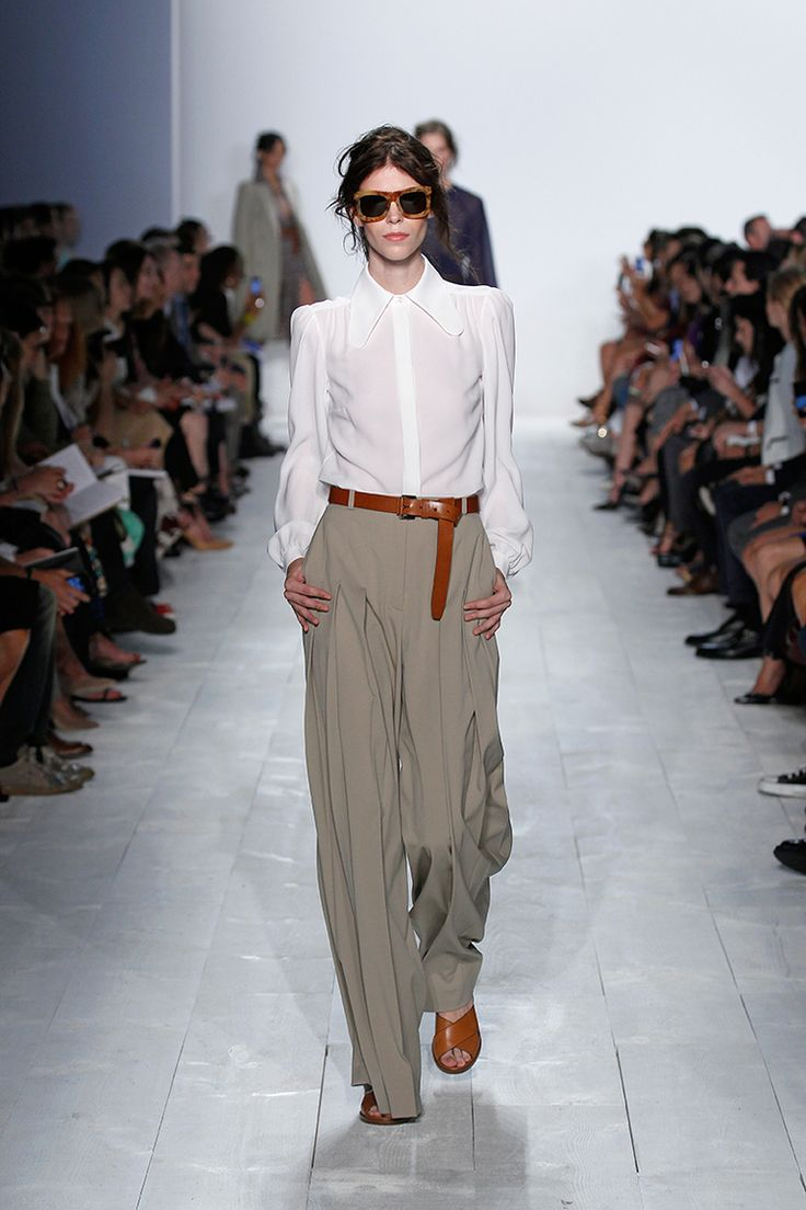 I am convinced Michael Kors is a Bitch in drag....only a woman could dream of pants like this