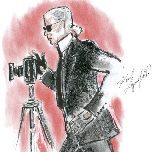 Gênio Indomável - Karl Lagerfeld