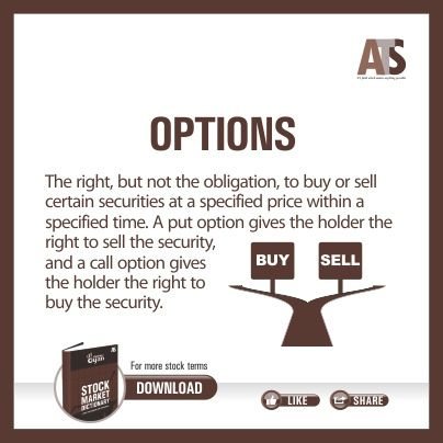 ATS Share Market Dictionary Term of the day To download click the link & select ebook: goo.gl/Z3KY9h #stockmarket For More: www.facebook.com/