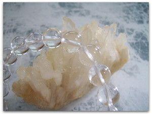 Himaraya Qurtz 10mmbeads Bracelet   Free Shipping ☆ price ¥ 8250⇒ transfer deals ¥ 5700