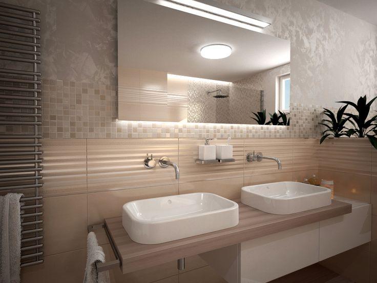 BENEVA   3D návrhy kúpeľní   Vizualizácia kúpeľne   Profesionálny 3D návrh kúpeľne  