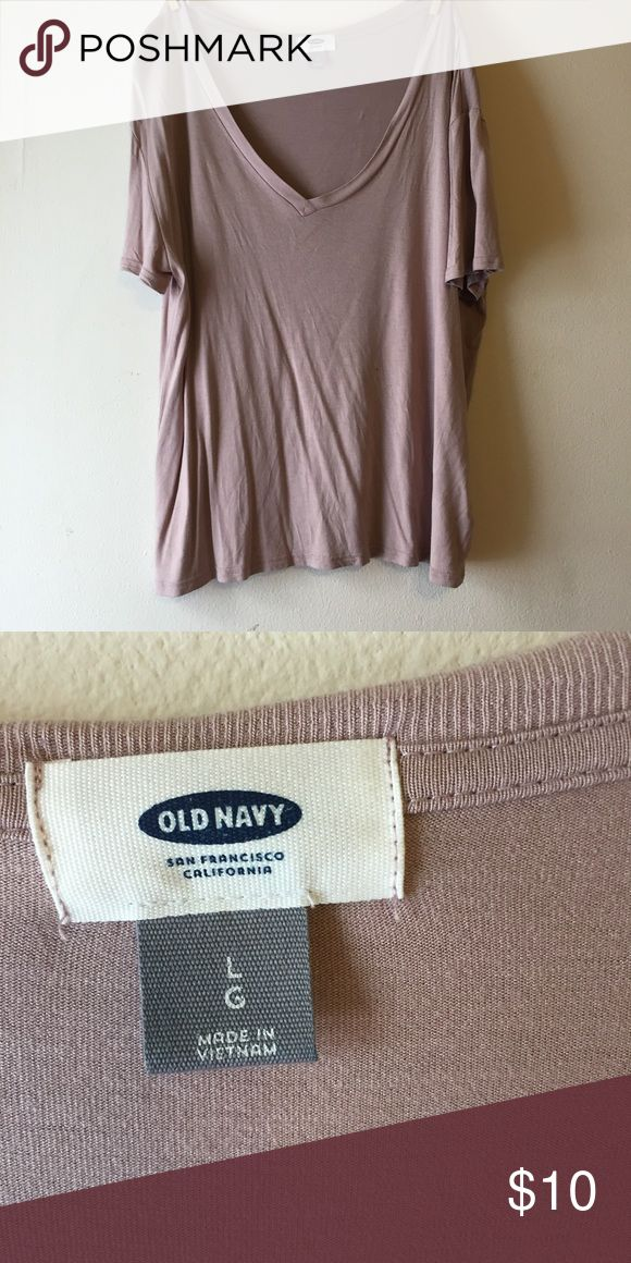 Old navy short sleeve t-shirt V-neck Old Navy T-shirt short sleeve Tops Tees - Short Sleeve
