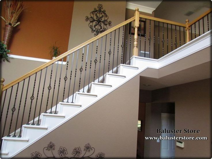 Iron Stair Parts, Iron Balusters