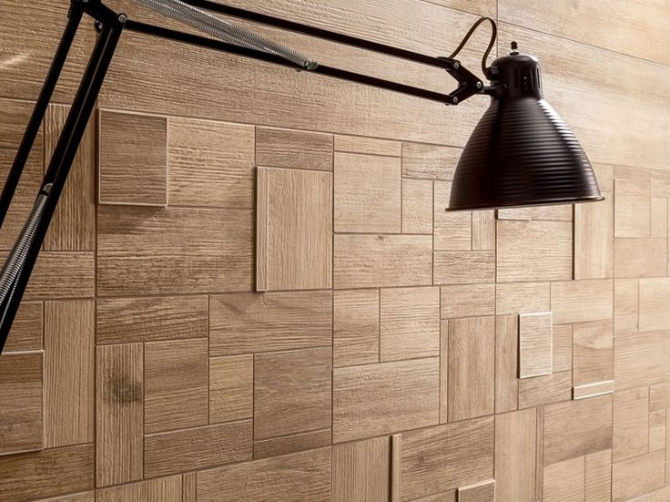 Porcelain stoneware wall/floor tiles with wood effect LARIX by Ariana Ceramica Italiana