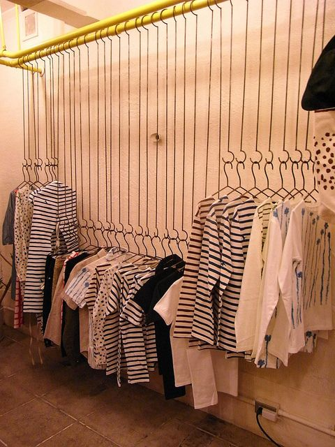 75 Clothes exhibition & S.C.O.F. live at rack |