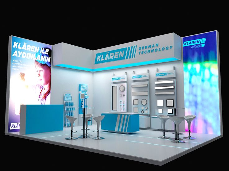 EUROASIA LIGHT 2016 ISTANBUL EXHIBITION STAND DESING /GGN