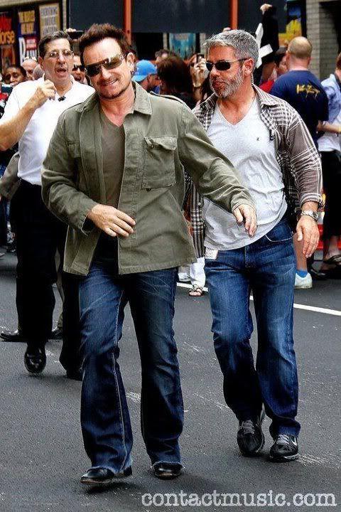 Bono S Bodyguard Re Brian Murphy Appreciation Thread