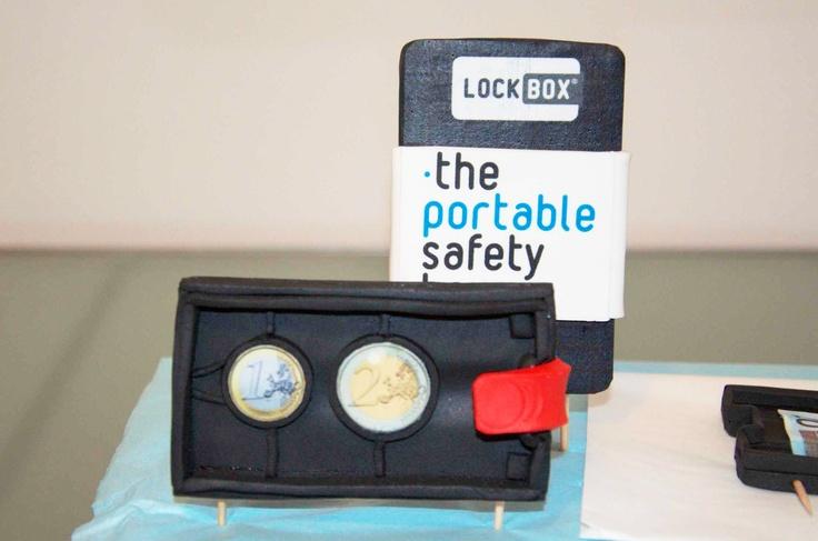 The Lockbox interior