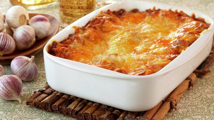 Tikka lasagne